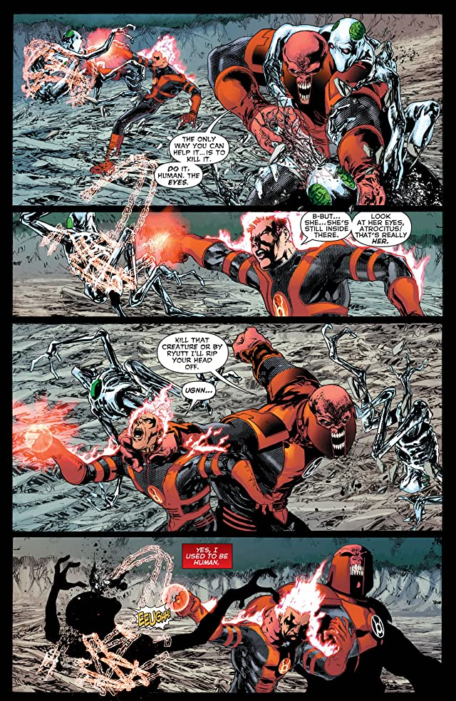 Red Lanterns (2011-2015) #14
