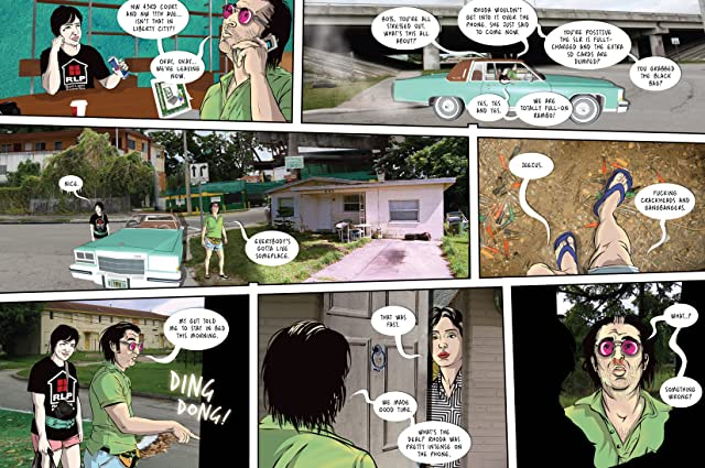 click for super-sized previews of Red Light Properties #12: Underwater