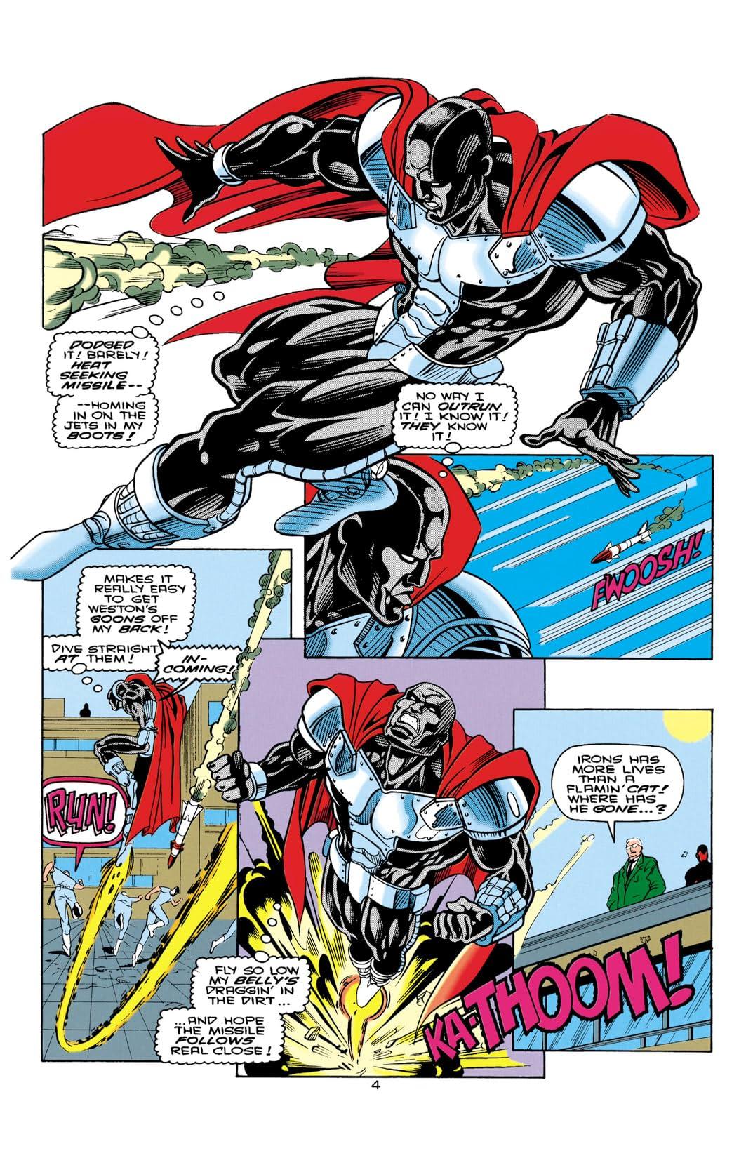 Steel (1994-1998) #6