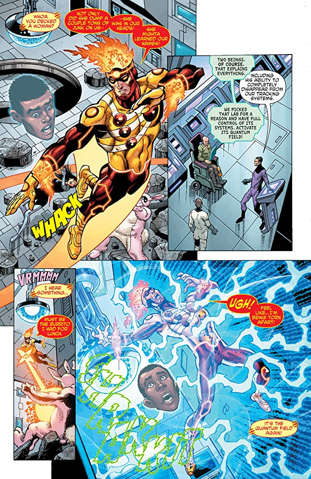 The Fury of Firestorm: The Nuclear Men (2011-2013) #14