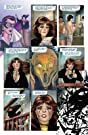 click for super-sized previews of Before Watchmen: Silk Spectre #4