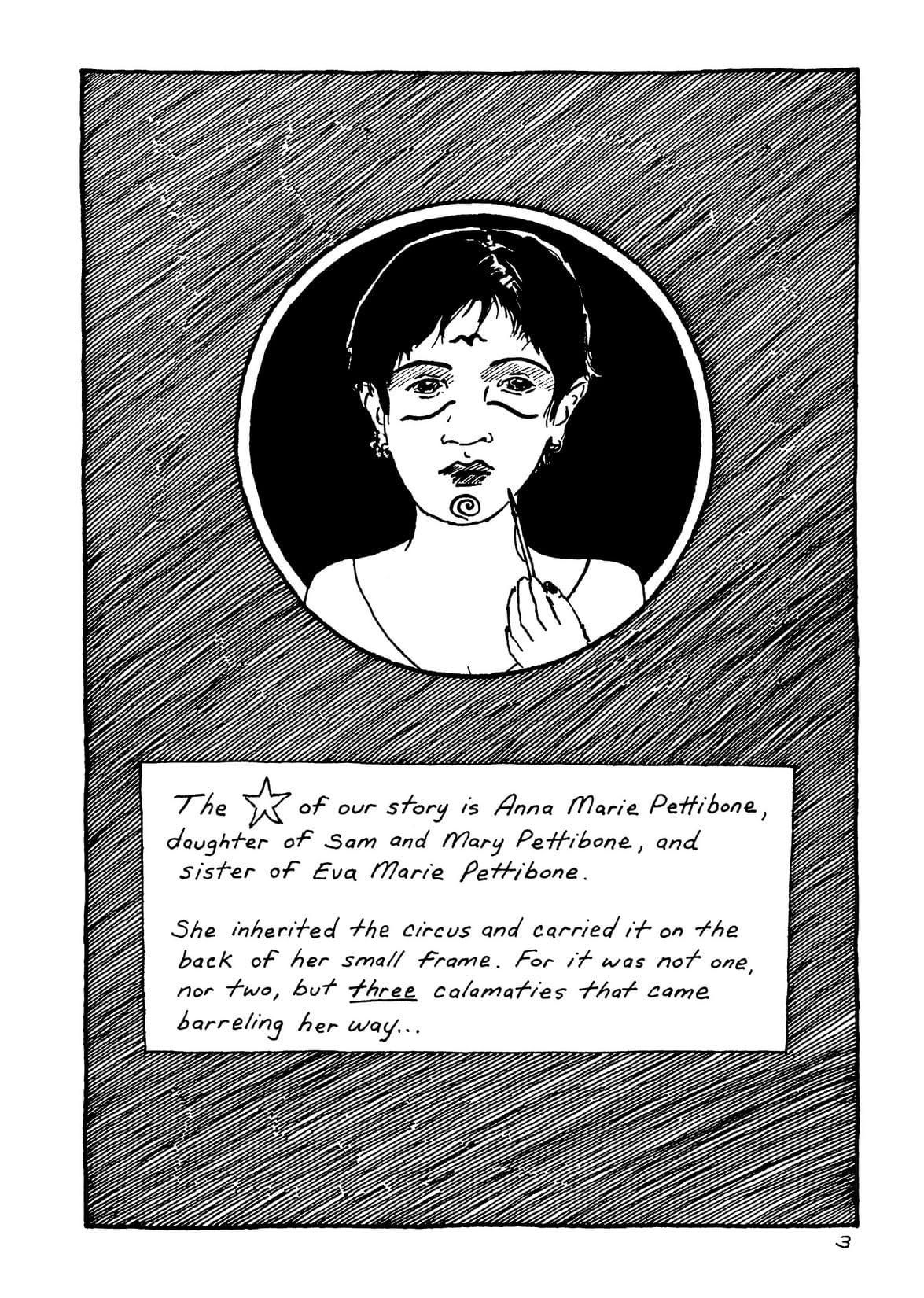 Jennifer Daydreamer #2: Anna & Eva