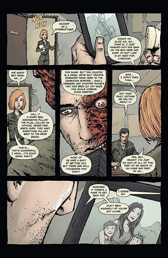 click for super-sized previews of '68 (Sixty-Eight): Scars #3