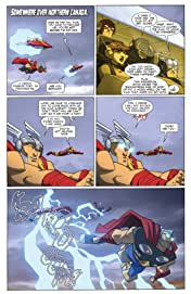 Avengers: Earth's Mightiest Heroes (2010) #3 (of 4)