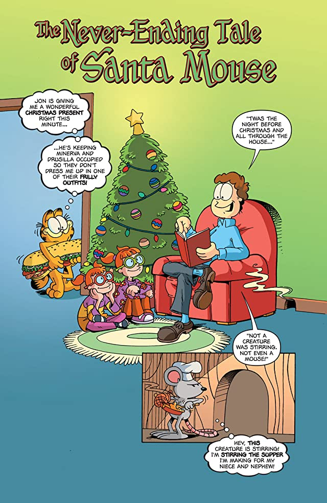 click for super-sized previews of Garfield #8
