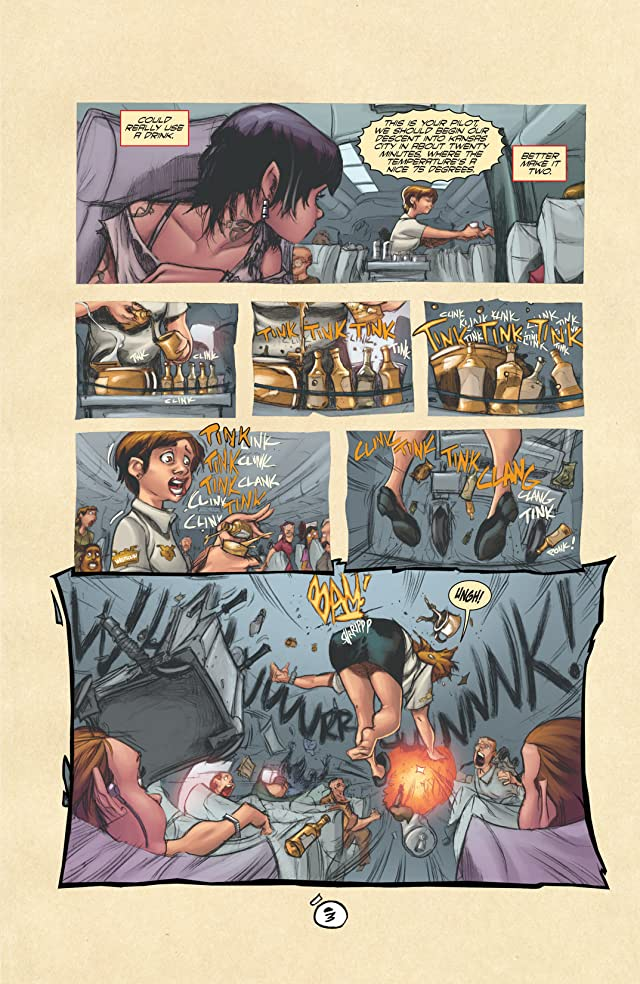 click for super-sized previews of I Love Trouble #1
