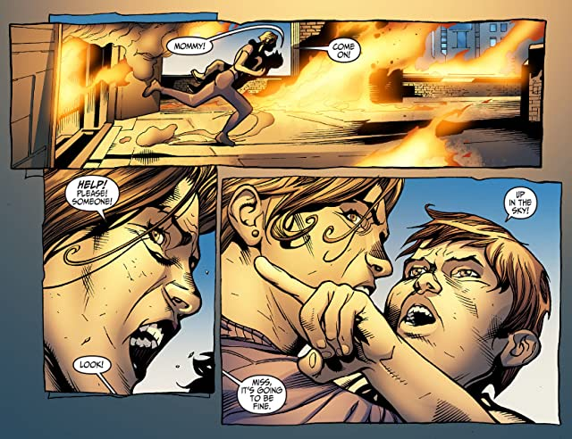click for super-sized previews of Superman Beyond (2012-2013) #11