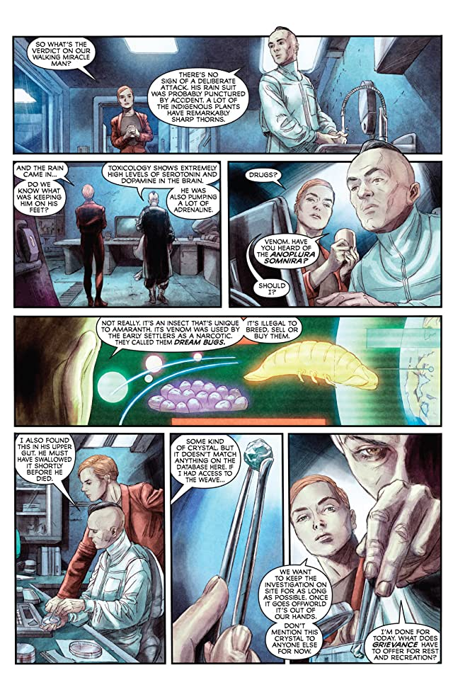 click for super-sized previews of Storm Dogs #2