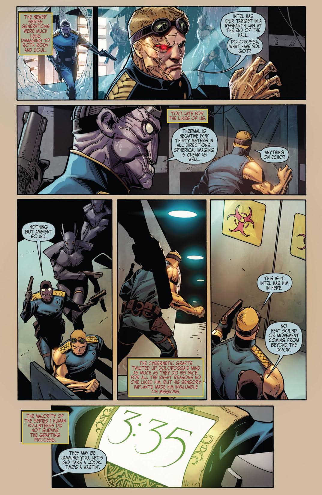 Cyberforce (2012) #2