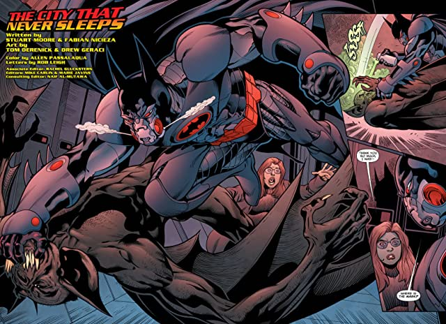 JLA: The 99 #4 (of 6)