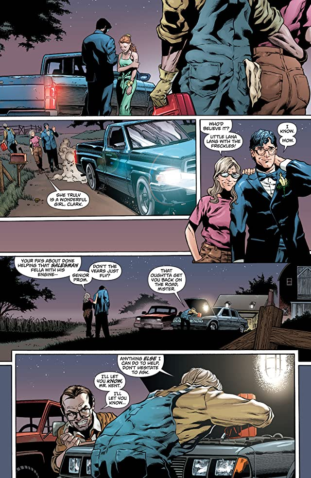 click for super-sized previews of Action Comics (2011-) #15