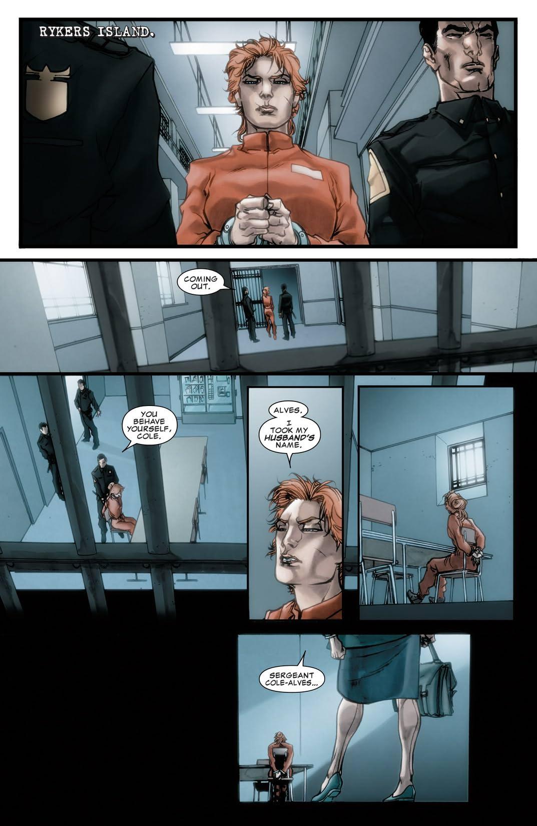 Punisher: War Zone #2 (of 5)