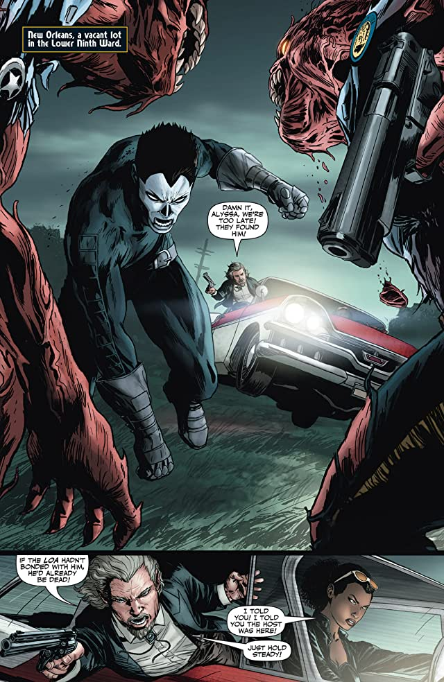 click for super-sized previews of Shadowman (2012- ) #2: Digital Exclusives Edition