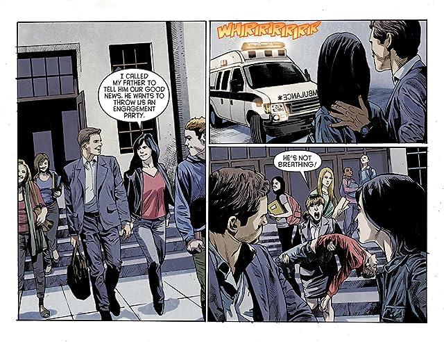Arrow (2012-2013) #9