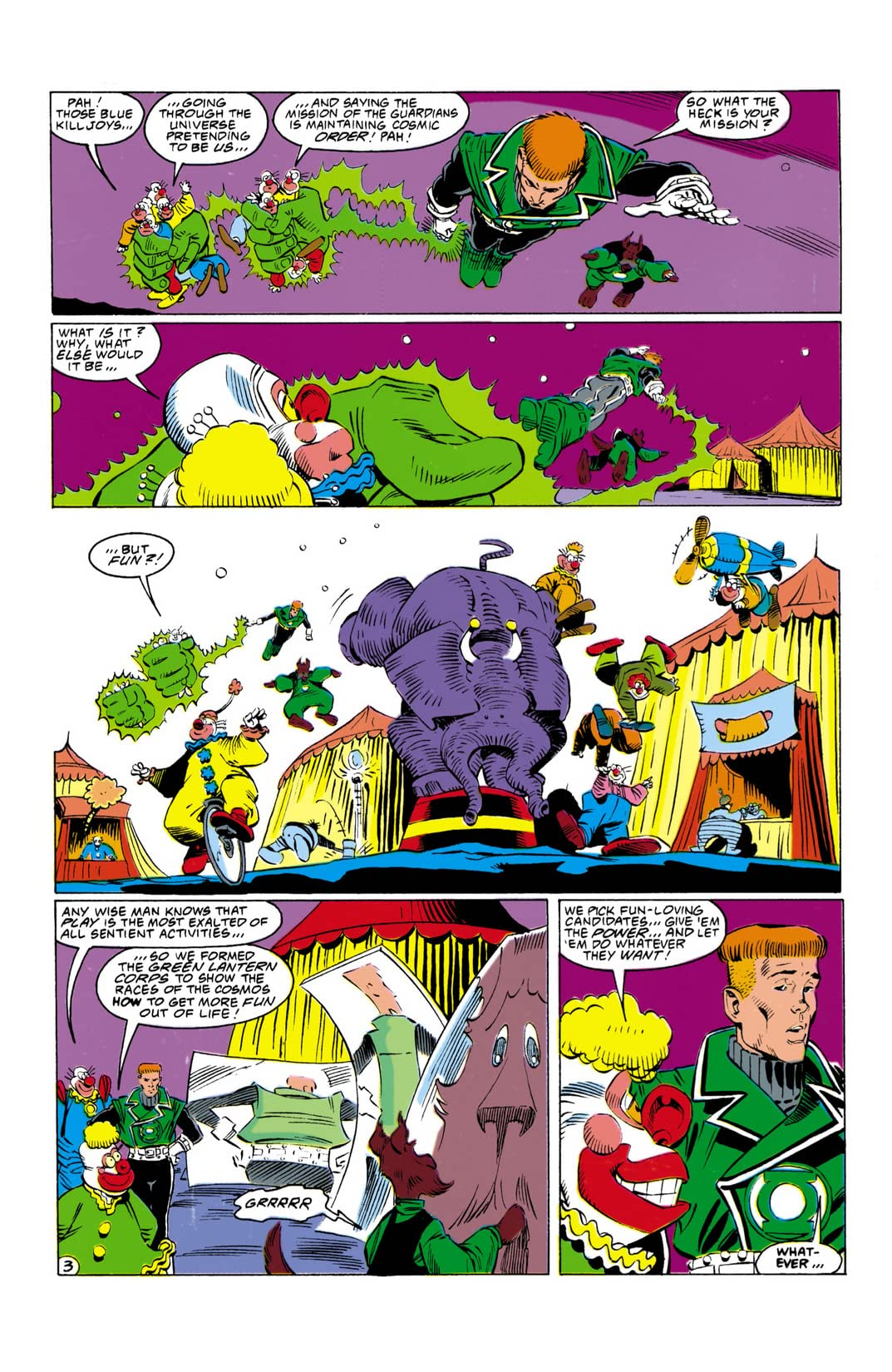 Green Lantern (1990-2004) #11