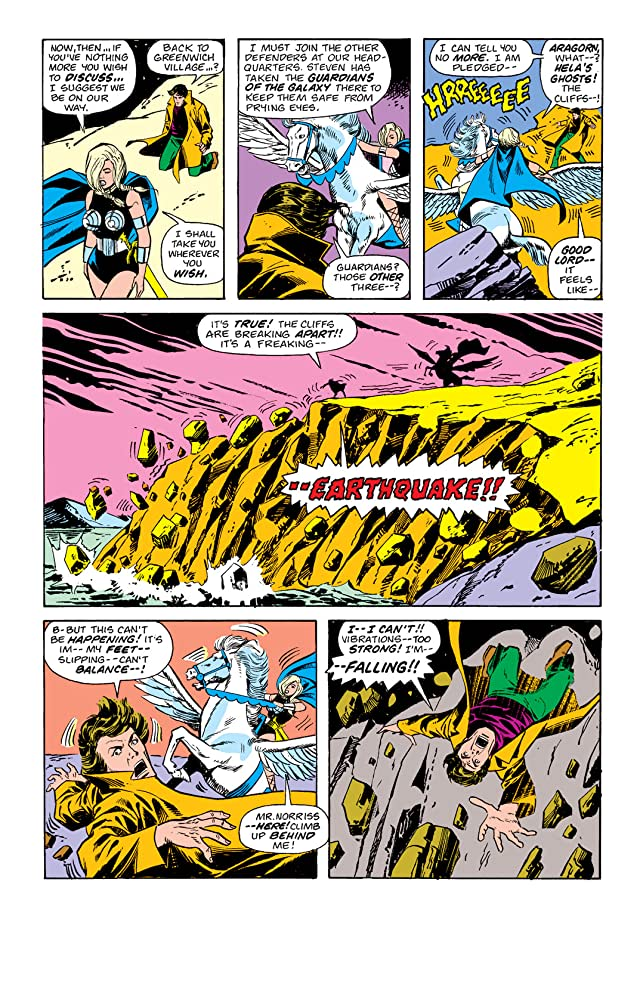 click for super-sized previews of Defenders (1972-1986) #26