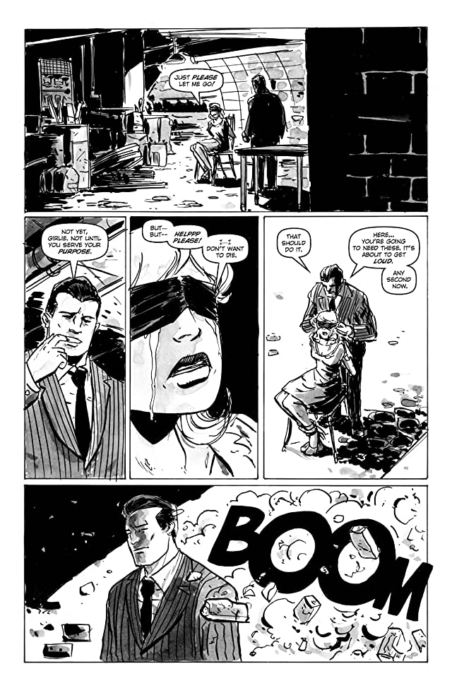 Masks and Mobsters #4