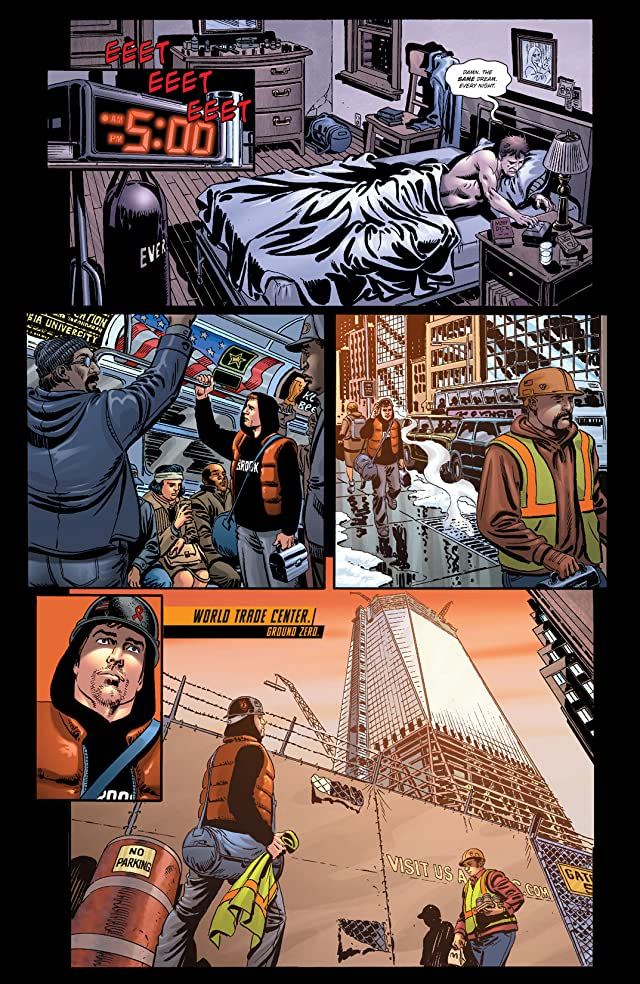 click for super-sized previews of Human Bomb (2012) #1 (of 4)