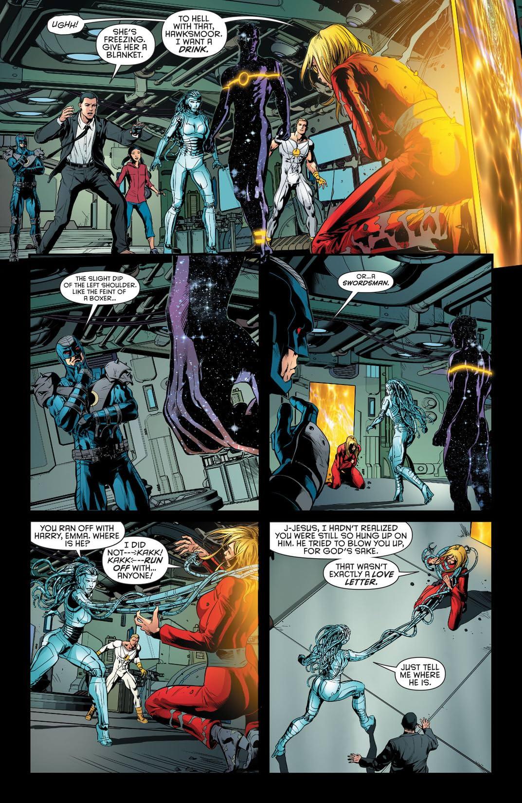 Stormwatch (2011-2014) #15