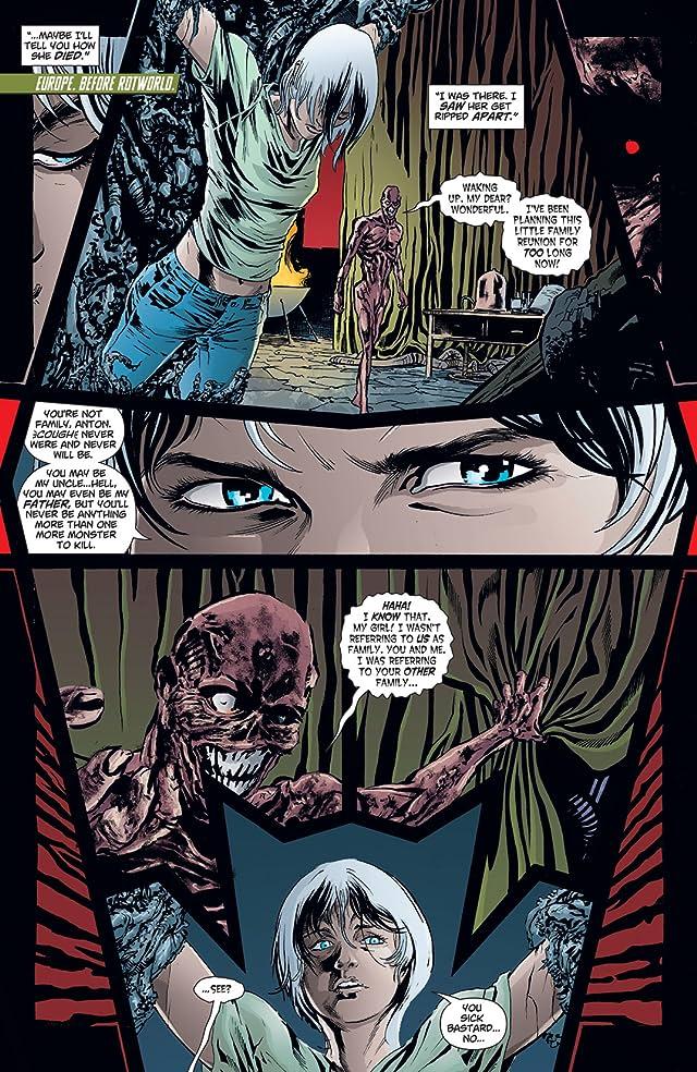 Swamp Thing (2011-2015) #15