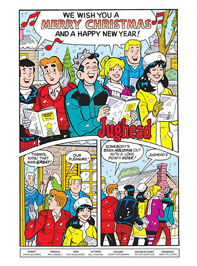 click for super-sized previews of Jughead Double Digest #187