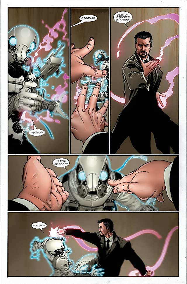 click for super-sized previews of Invincible Iron Man (2008-2012) #24