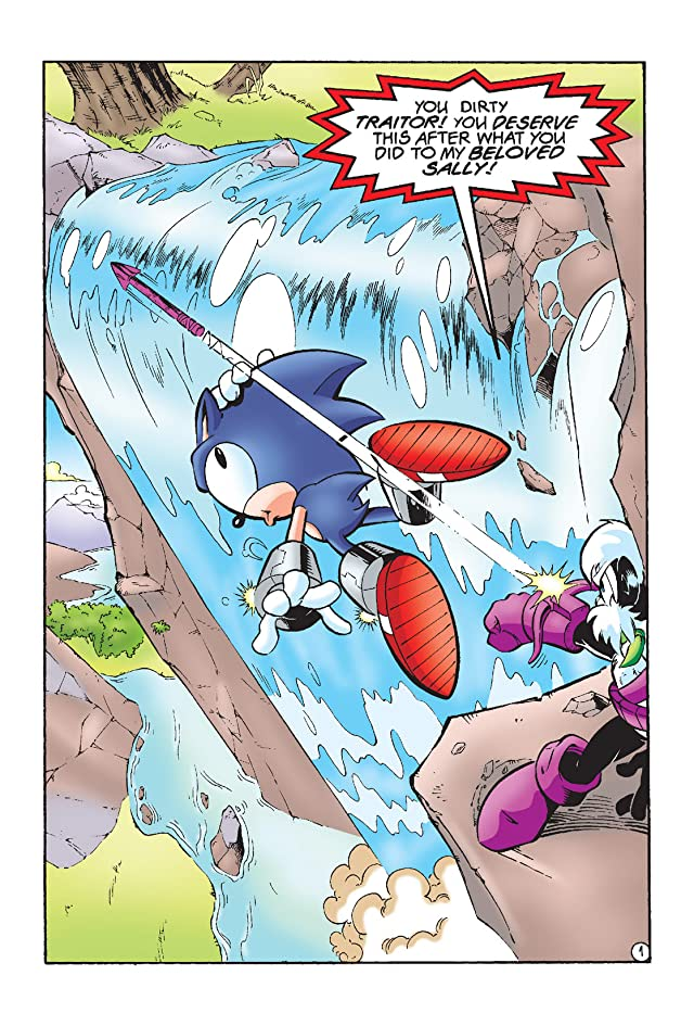 click for super-sized previews of Sonic the Hedgehog Archives Vol. 13