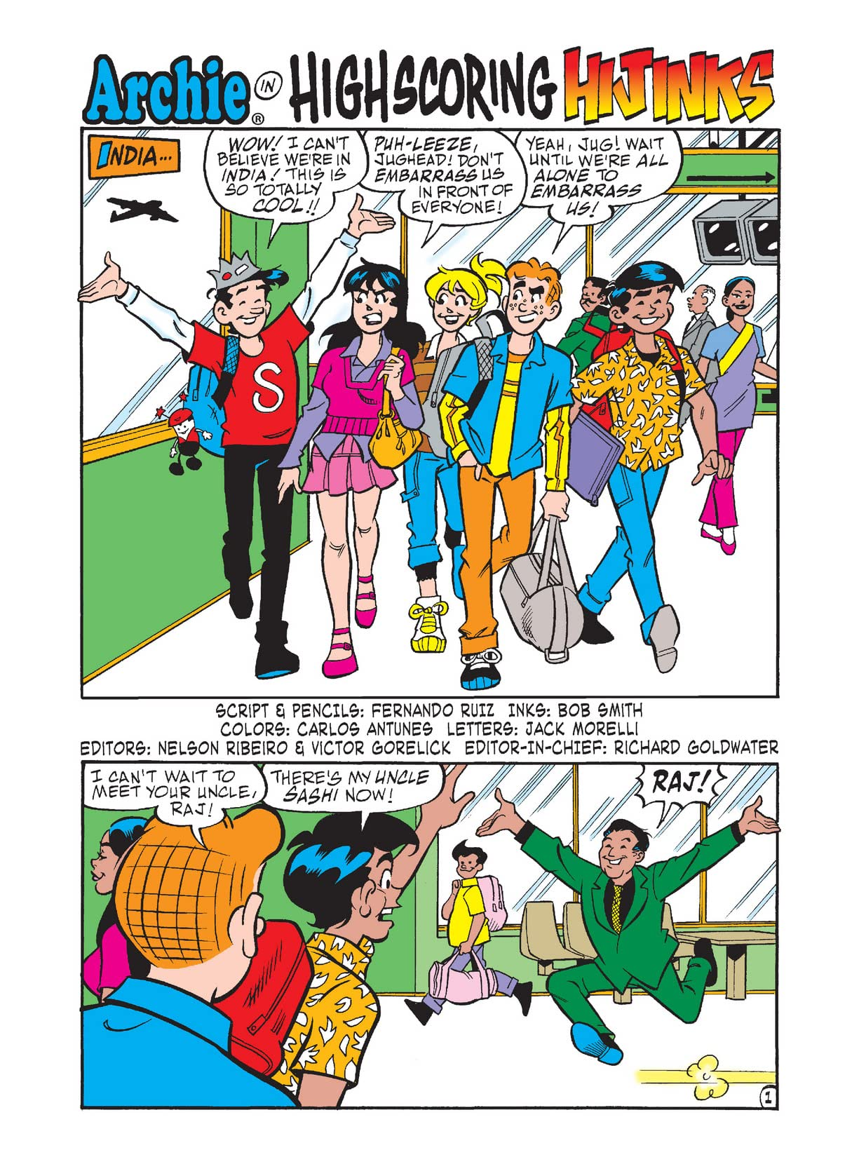 Archie Double Digest #183
