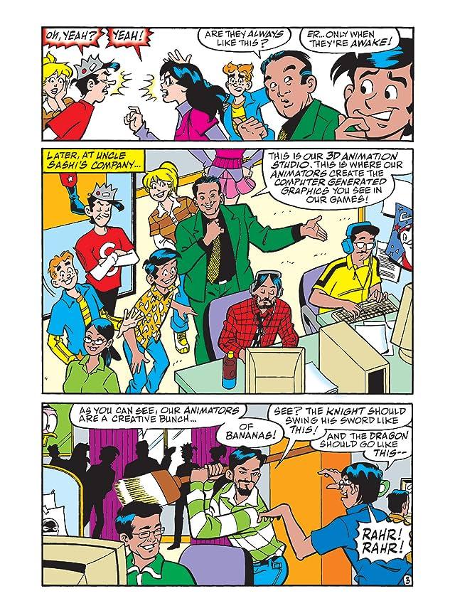 Archie Double Digest #183