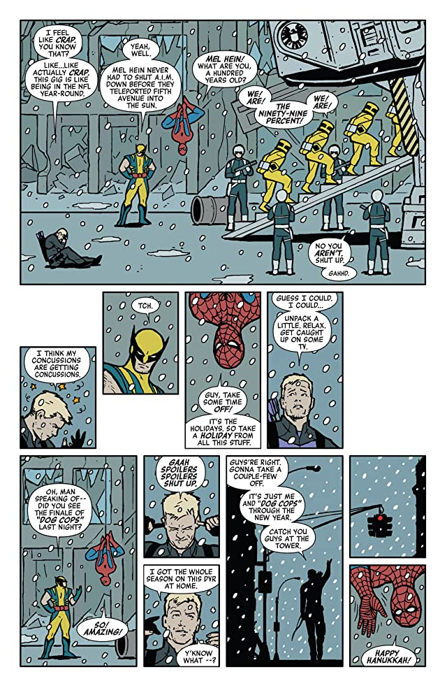 click for super-sized previews of Hawkeye (2012-2015) #6