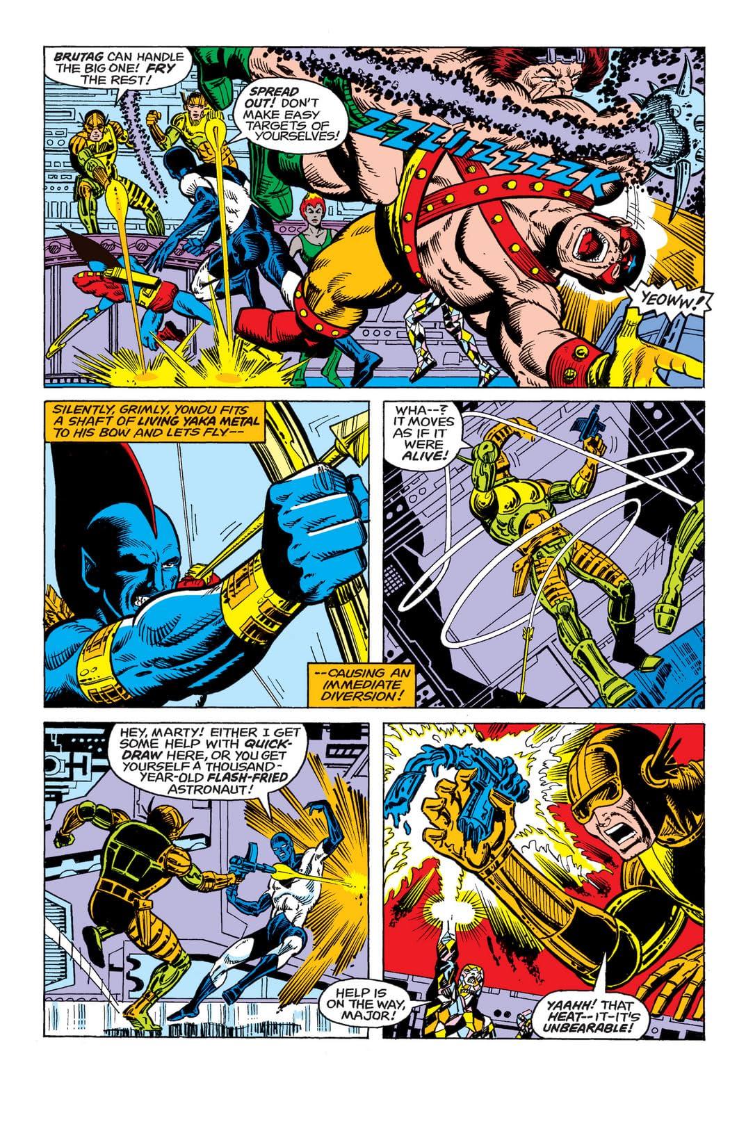 Marvel Presents #10