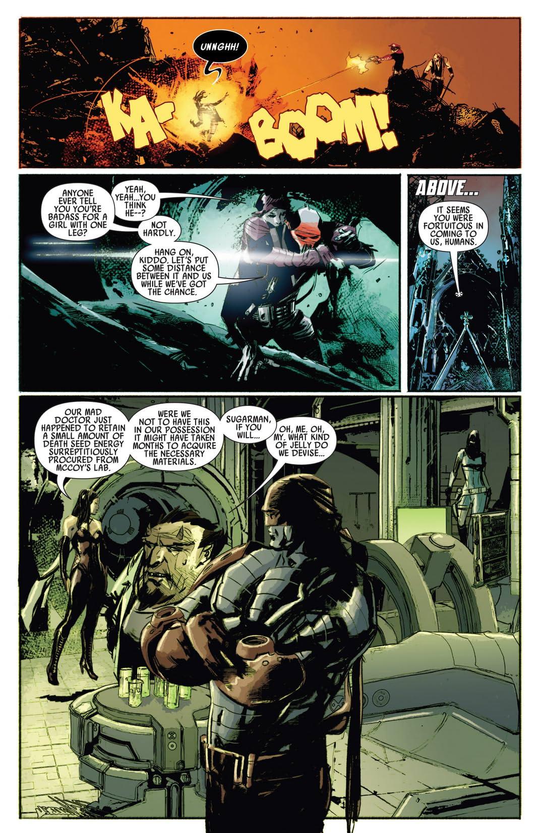Age of Apocalypse (2012-2013) #10