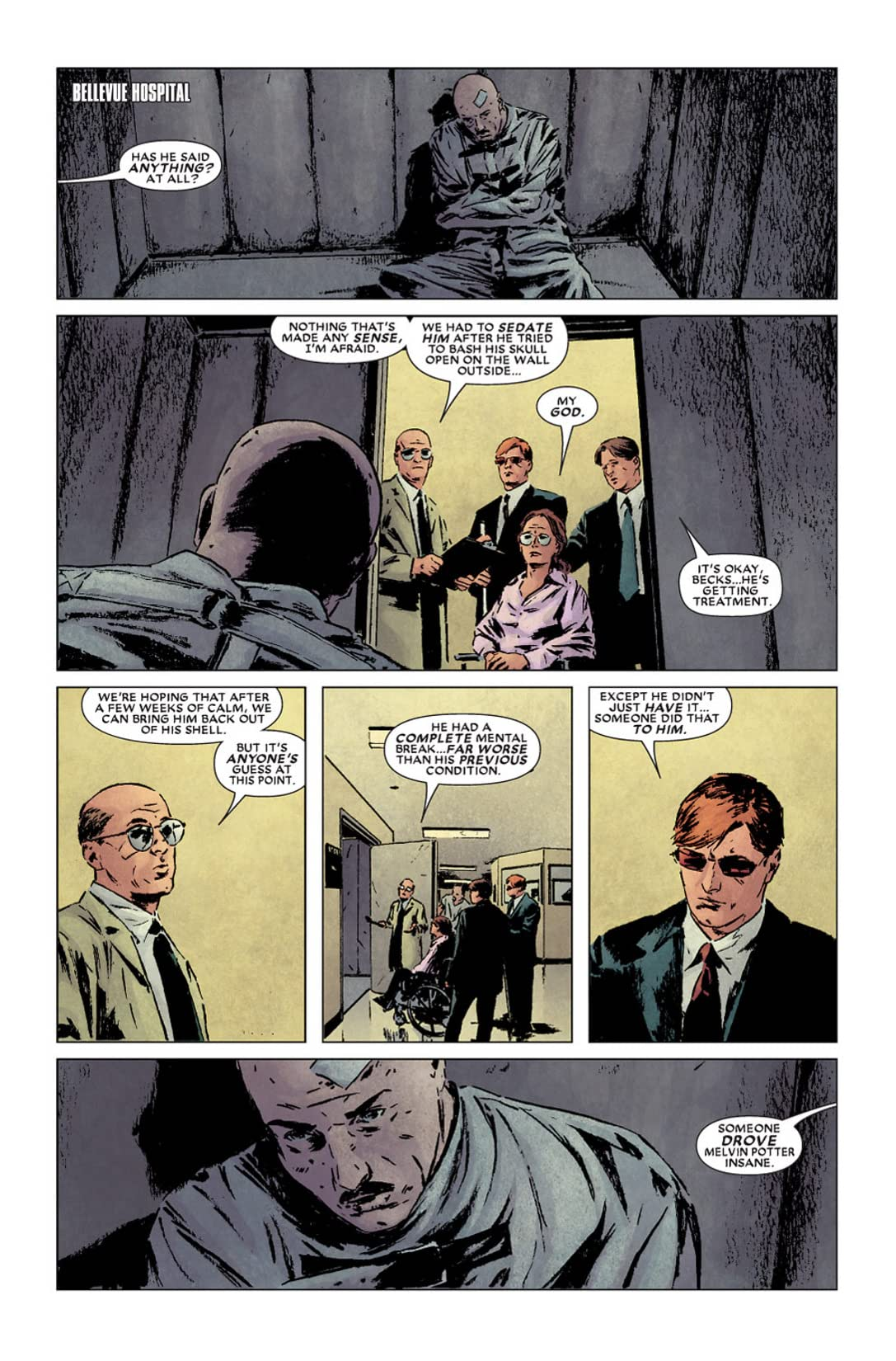 Daredevil (1998-2011) #99