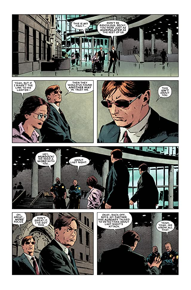 click for super-sized previews of Daredevil (1998-2011) #99