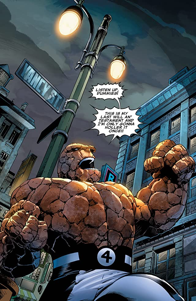 click for super-sized previews of Fantastic Four (2012-2014) #2