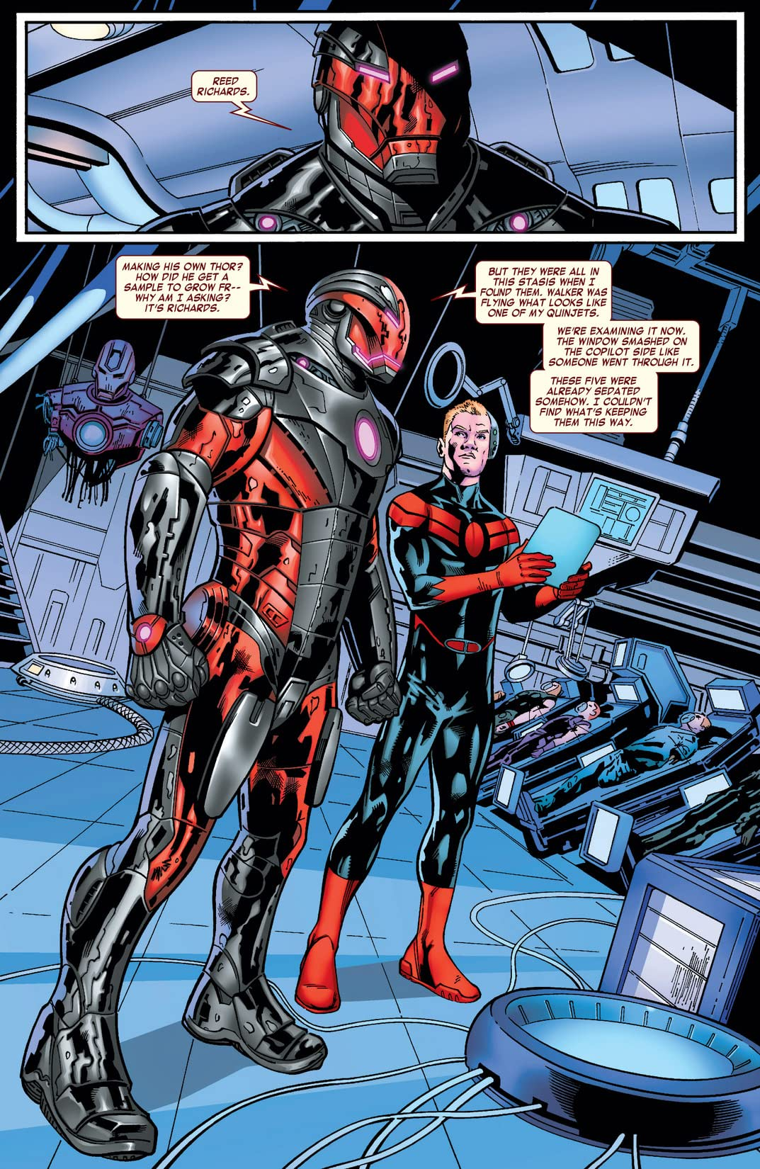 Dark Avengers #184