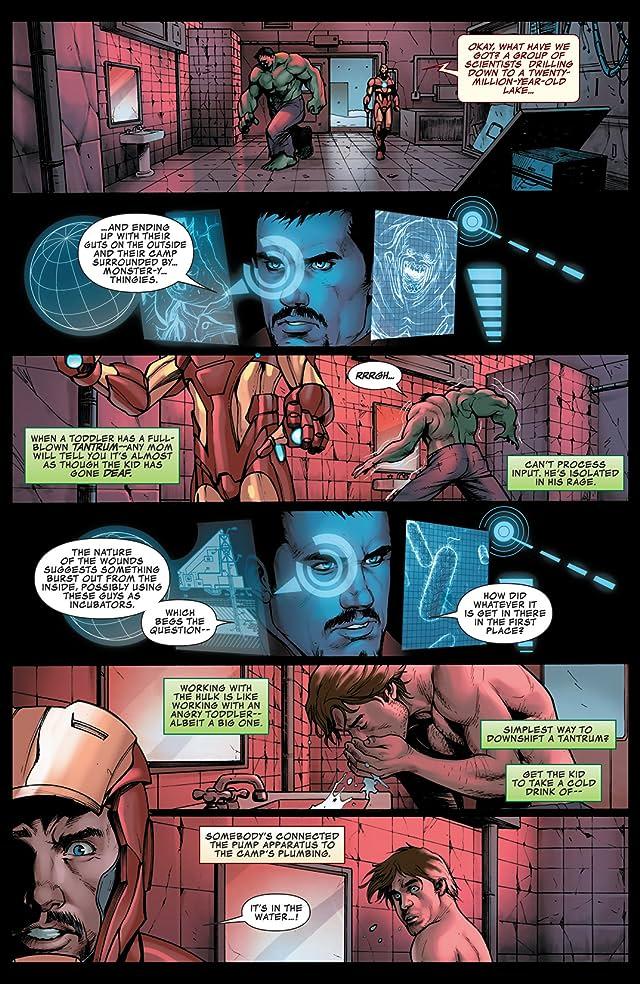 Avengers Assemble #10