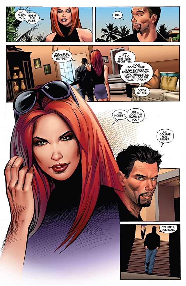 click for super-sized previews of Iron Man (2012-2014) #4