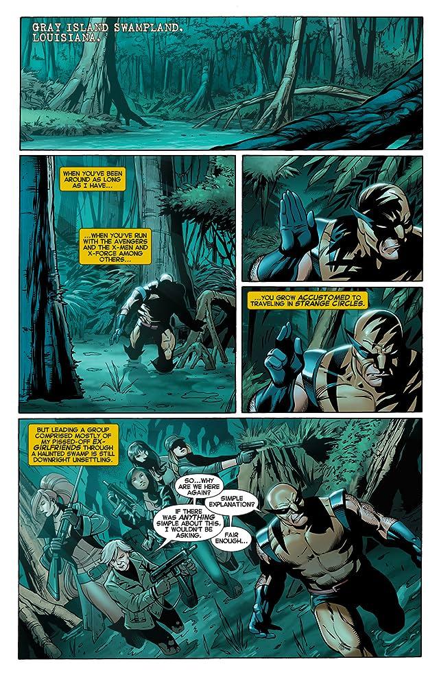 Wolverine (2010-2012) #317