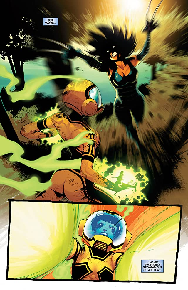 click for super-sized previews of Avengers Arena #1