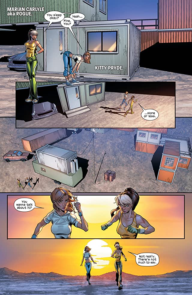 click for super-sized previews of Ultimate Comics X-Men #20