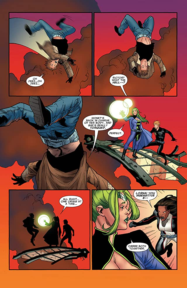 click for super-sized previews of X-Factor (2005-2013) #249