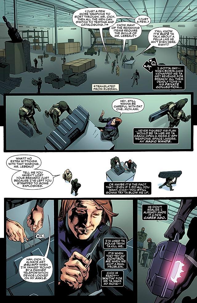 Gambit (2012-2013) #7