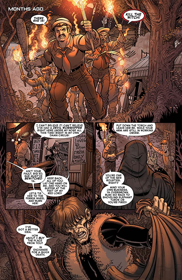 click for super-sized previews of Wolverine and the X-Men #22