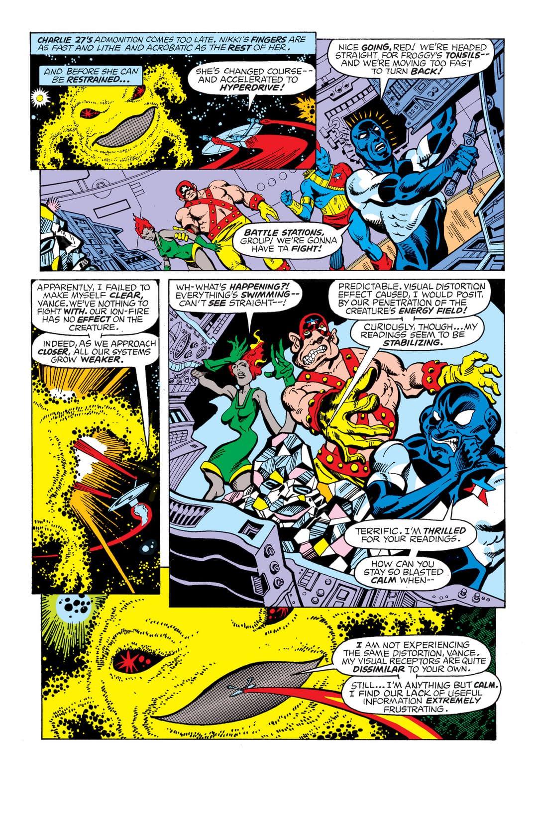 Marvel Presents #6