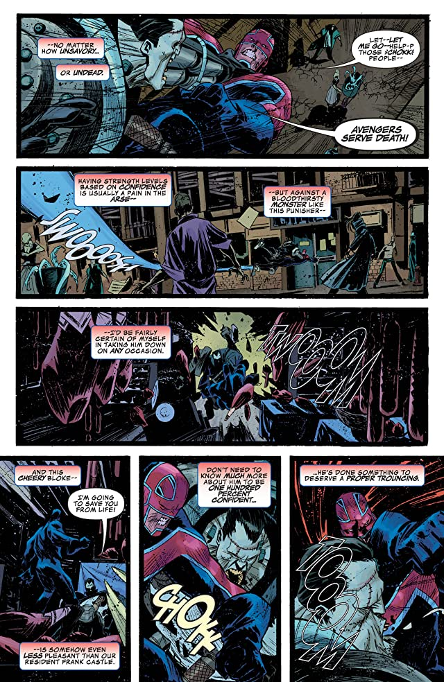 click for super-sized previews of Secret Avengers (2010-2012) #35