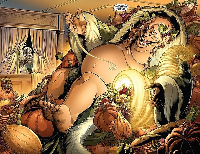 Marvel Zombies Christmas Carol #3 (of 5)