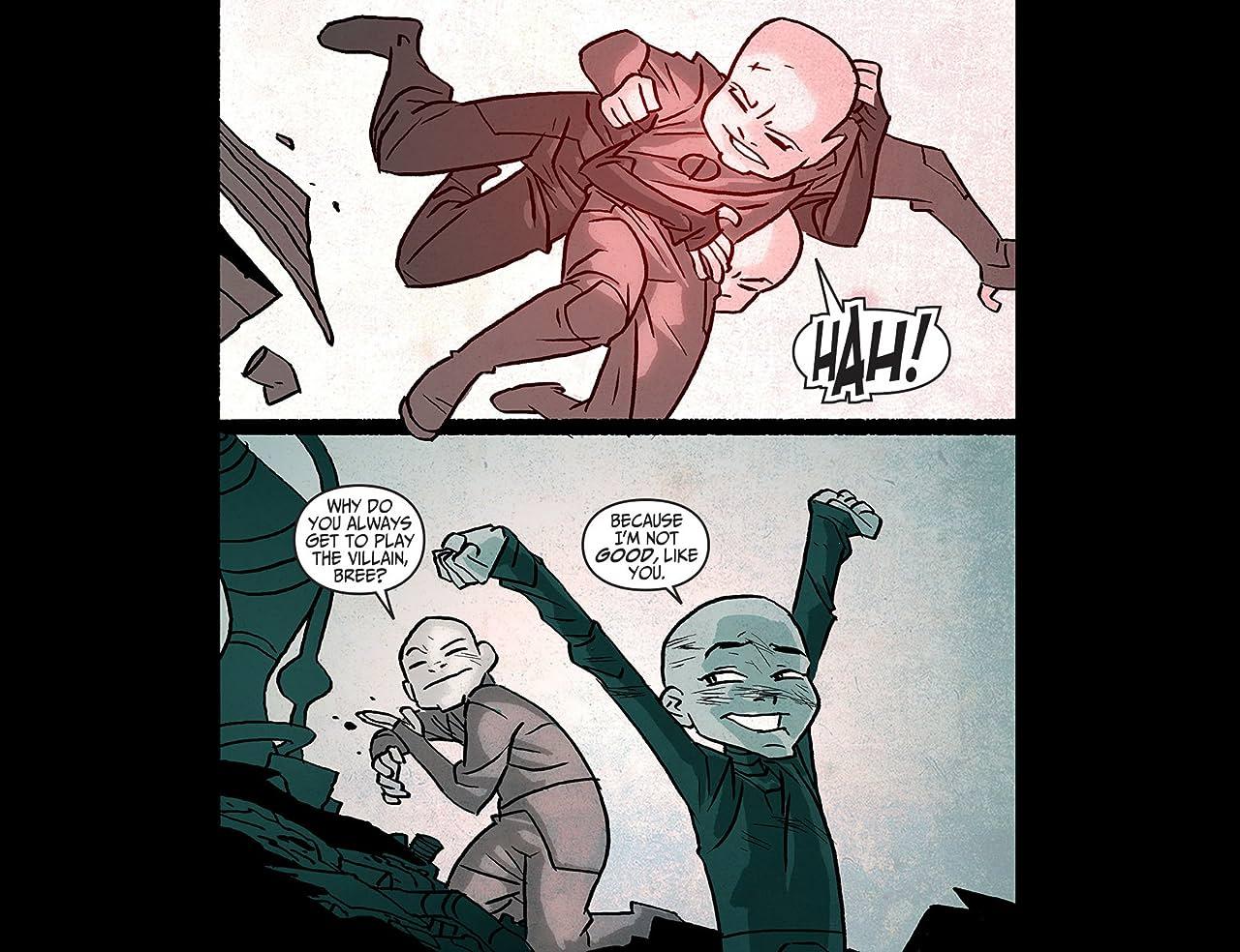 Justice League Beyond (2012-2013) #16