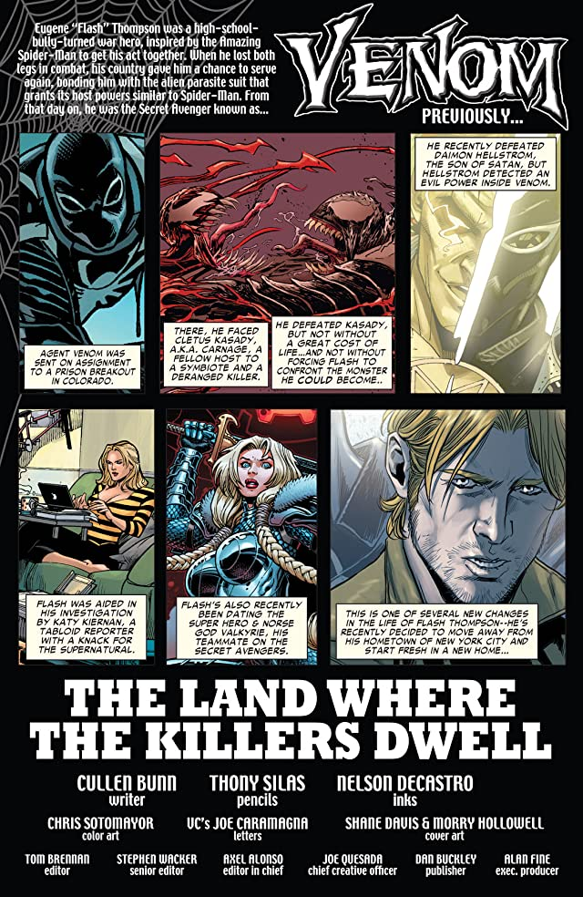 click for super-sized previews of Venom (2011-2013) #28