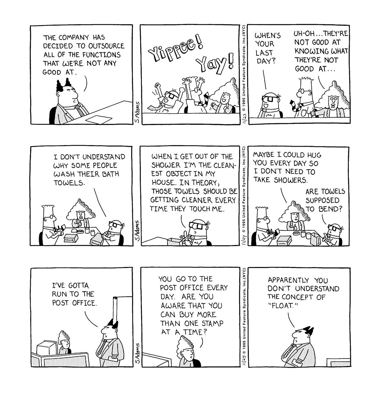 Dilbert Vol. 11: I'm Not Anti-Business, I'm Anti-Idiot